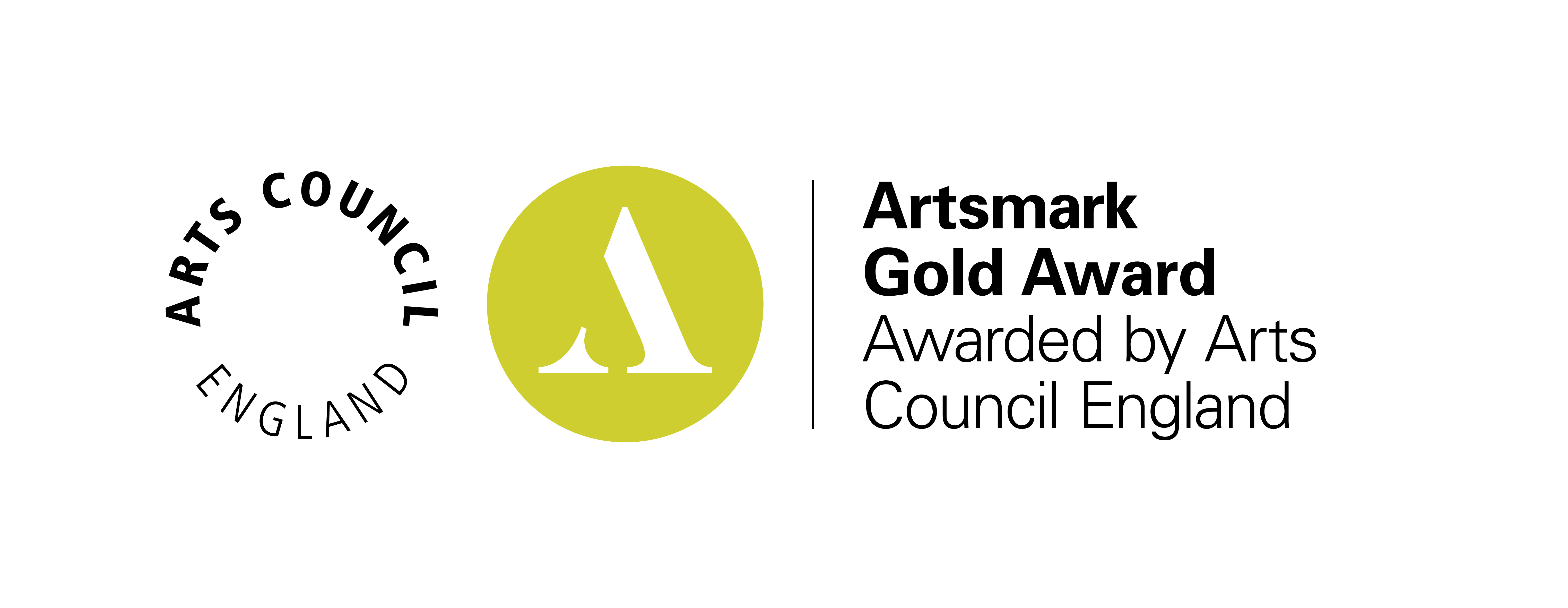 Gold Arts Mark